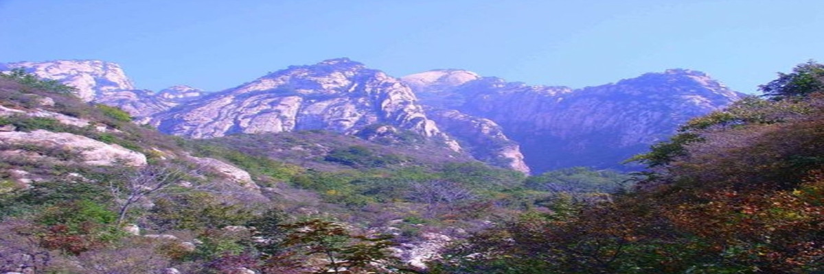 紫云山风景区